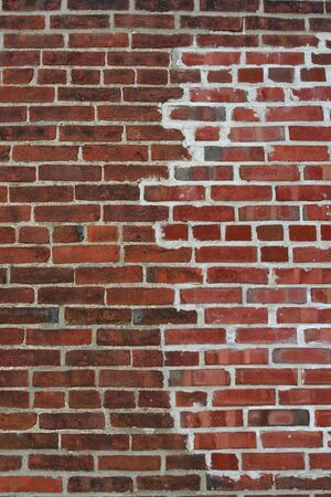 A old brick wall abstract background Stock Photo - 4263104