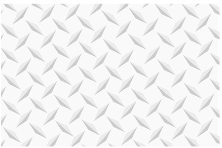 Een diamondplate achtergrond Stock Illustratie