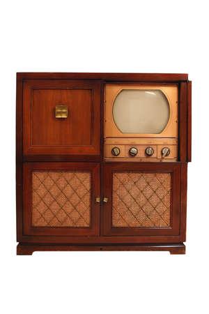 A Vintage television from 1949 Reklamní fotografie