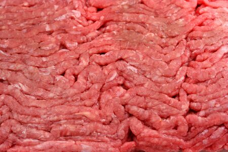 A ground beef backround macro photo