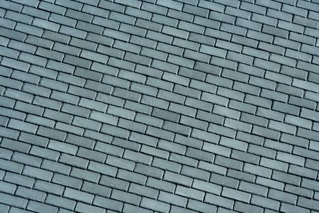 A Slate roof shingles background photo