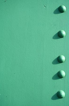 リベットの背景を持つ鋼桁