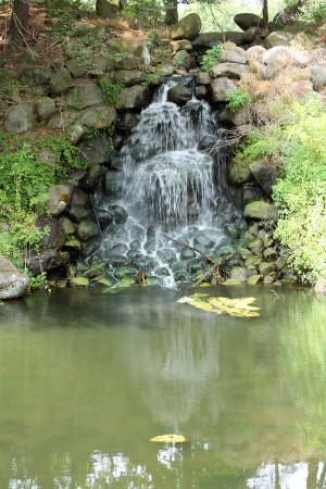 池の滝 写真素材 - 20011125