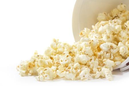 palomitas: Pop Corn Foto de archivo