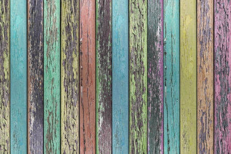 vintage old wood plank background  Stock Photo - 12867066