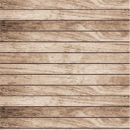 textura: Vector de fondo de madera tablón