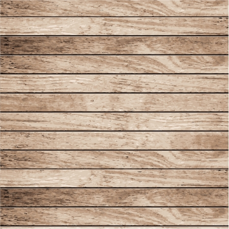 old wood floor: Vector wood plank background