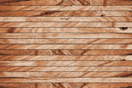 bridge construction: Vector wood plank background