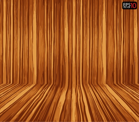 obsolete: Seamless Vector Wood background