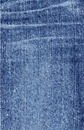 jeans texture: blue jean vector background Illustration