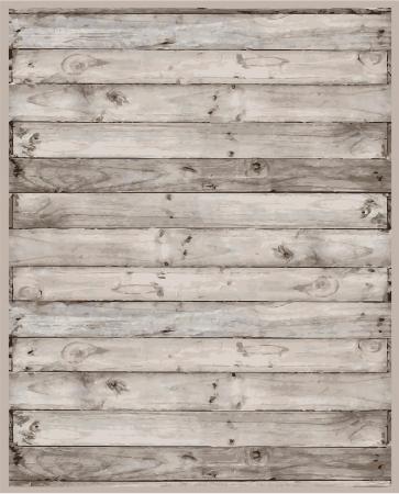 planche de bois: fond planche de bois Illustration