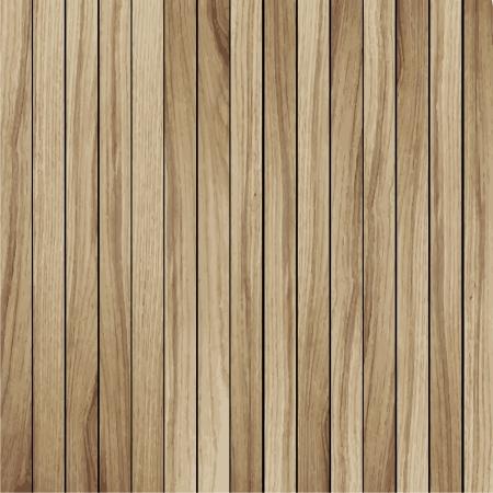Plank background vecteur de bois