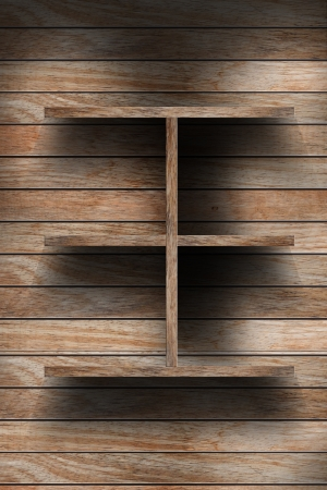 wood shelf design background photo