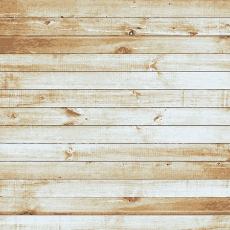 Vector de madera de textura de fondo