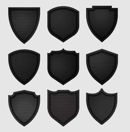 Abstract black and white texture. Vector background 3d design
