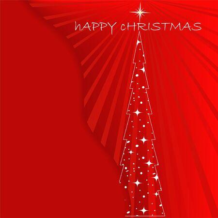 christmas card Stock Vector - 7948470