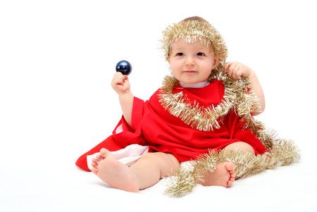 baby kerst: mooie Kerstmisbaby