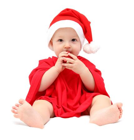 baby kerst: leuke kerst kindje