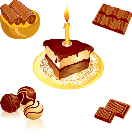 sweetmeats: colecci�n de chocolate