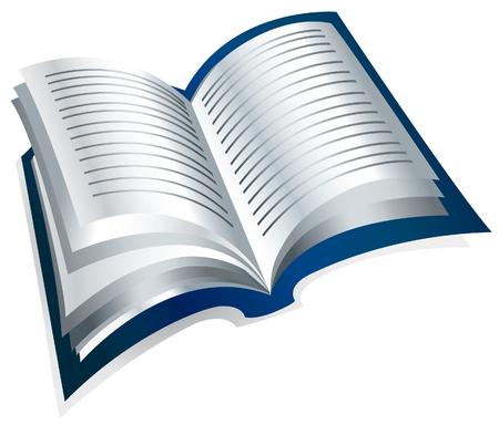 bookish: Book icon Illustration