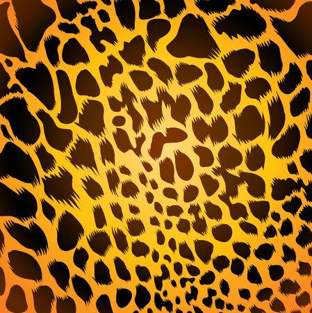 fell: Leopard fur background