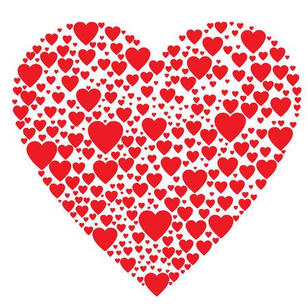 saint valentines: Giorno di San Valentino. Cuore