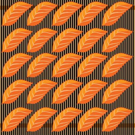 easterly: Sushi background Illustration
