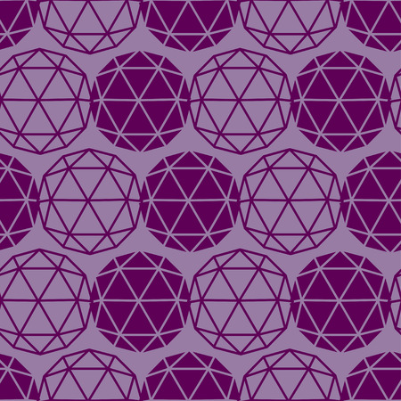 bijou: Vector seamless pattern from diamond design elements