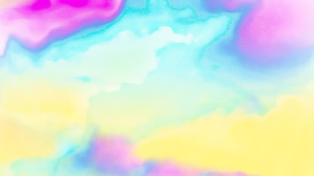 Customize to mimic water colors with copy space. abstract background.rainbow colors Stock fotó - 104200511
