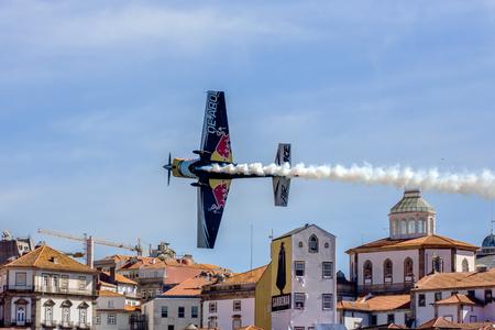 Redbull Air Race Porto 2017 airshow event Editorial