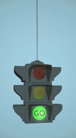 proceed: Go Green Light