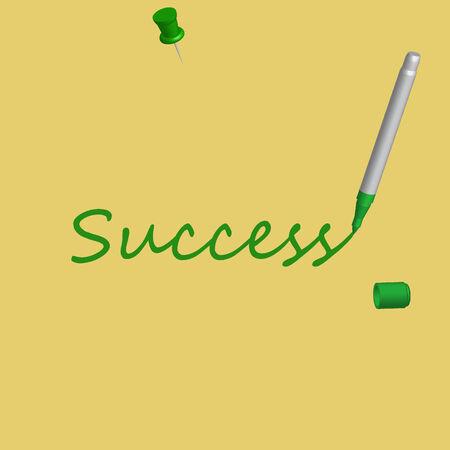 Succes Stockfoto - 6560147