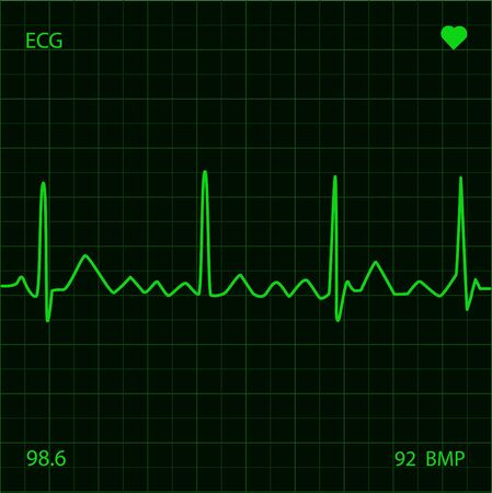Heart Monitor Stock Photo - 6851897