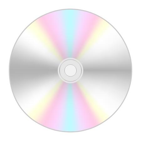 CD Illustration Stock Illustration - 6884244