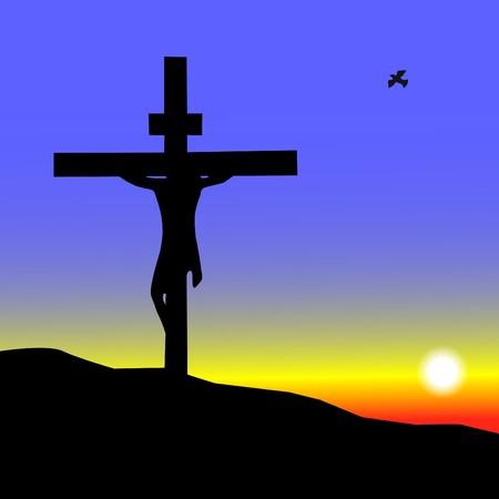 예수님의 십자가