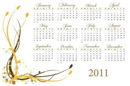 2011 Calendar photo