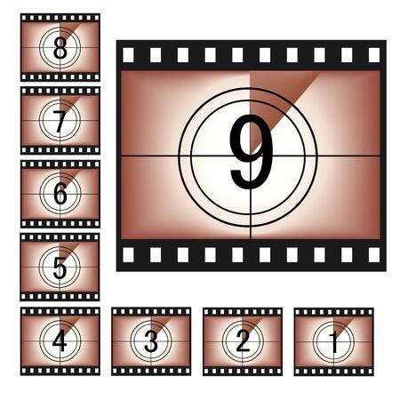 cinema screen: Vintage Film