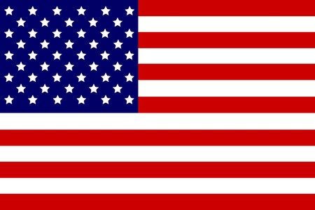 American Flag Stock Vector - 7253179