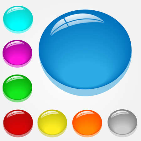 Web Buttons Stock Photo - 7302329