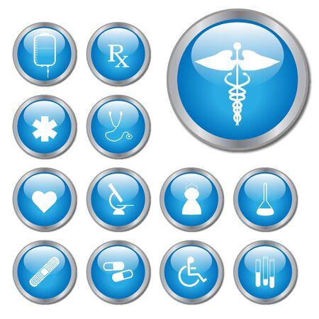 Medical Icons photo