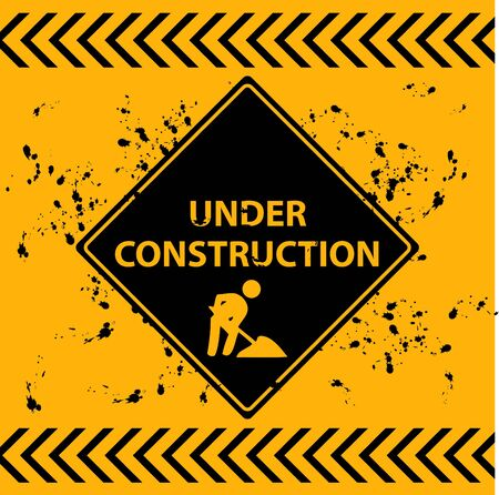 Under Construction Background photo
