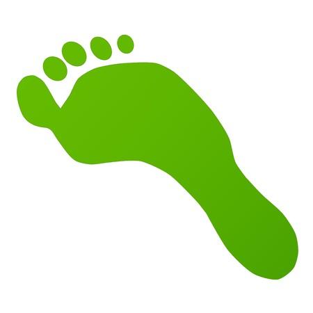 Green Footprint photo