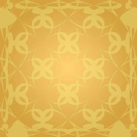 Illustration of an abstract pattern against a colorful background.