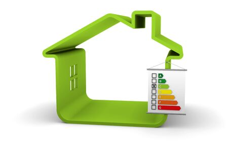 home heating: Building Energy Performance C Classification