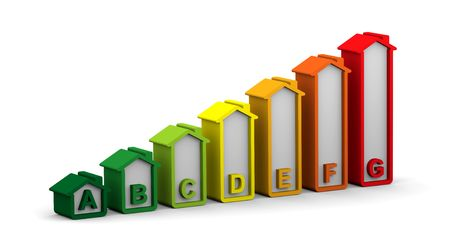 Energy performance scale applied to building assessment