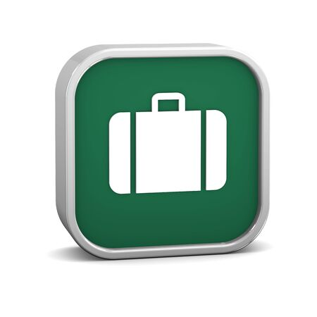 Baggage sign. Part of a series. Stock Photo - 7638890