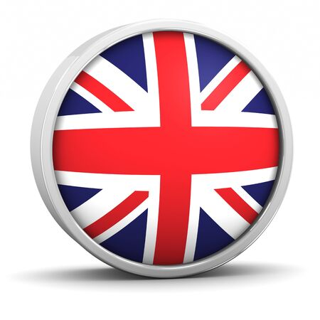 British flag. Part of a series. Stock Photo - 9361742