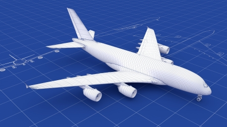 project charter: Commercial Aircraft Blueprint. Part of a series.