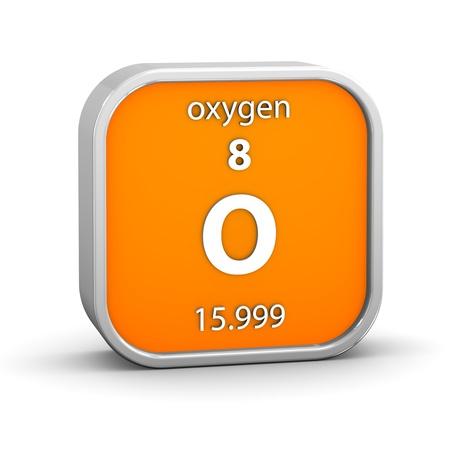 Oxgeno material en la tabla peridica parte de una serie fotos foto de archivo oxgeno material en la tabla peridica parte de una serie urtaz Images