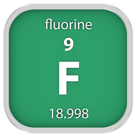 Fluorine Symbol Stock Photos Royalty Free Fluorine Symbol Images